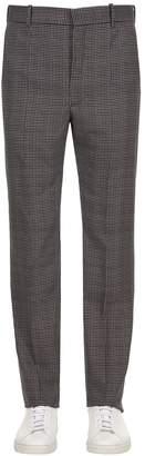 Balenciaga 19cm Tech Twill Check Pants