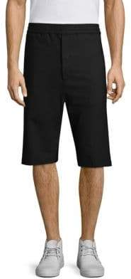 Neil Barrett Side Strike Shorts