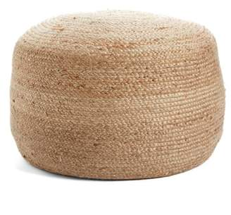 Nordstrom Indoor/Outdoor Jute Pouf