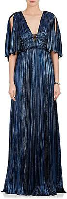 J. Mendel WOMEN'S PLEATED SILK