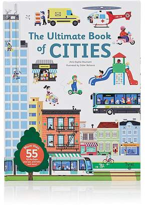 Chronicle Books The Ultimate Book Of Cities