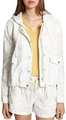 Sanctuary Nova Camo Linen Jacket