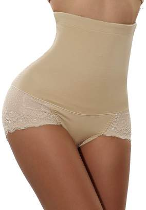 2c1462529a70a Gotoly Invisable Strapless Body Shaper High Waist Tummy Control Butt Lifter  Panty Slim ((Prime