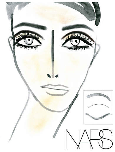 NARS Duo Eyeshadow - Pandora