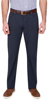 Haggar HERITAGE Straight-Fit Pants