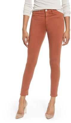 AG Jeans (エー ジー) - AG Farrah High Waist Ankle Skinny Jeans