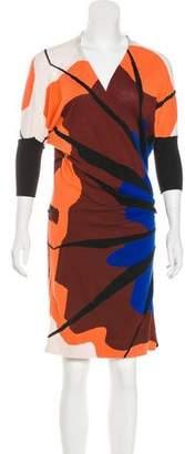 Diane von Furstenberg Bobbie Wrap Dress