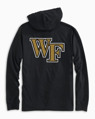 Southern Tide Wake Forest T-Shirt Hoodie