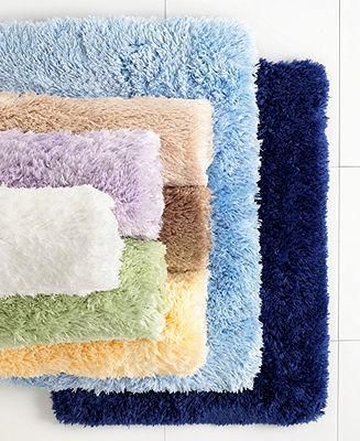 """Martha Stewart Collection Bedford Memory Foam 20"""" x 33"""" Bath Rug"""