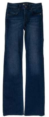 Burberry Mid-Rise Flared Jeans w/ Tags