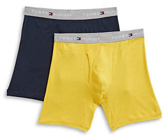 Tommy Hilfiger Two-Pack Cotton Boxer Briefs