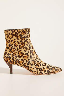 Loeffler Randall Kassidy Leopard Ankle Boots