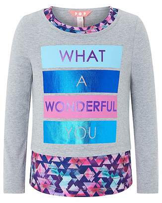 Monsoon Wonderful You 2 in 1 Top