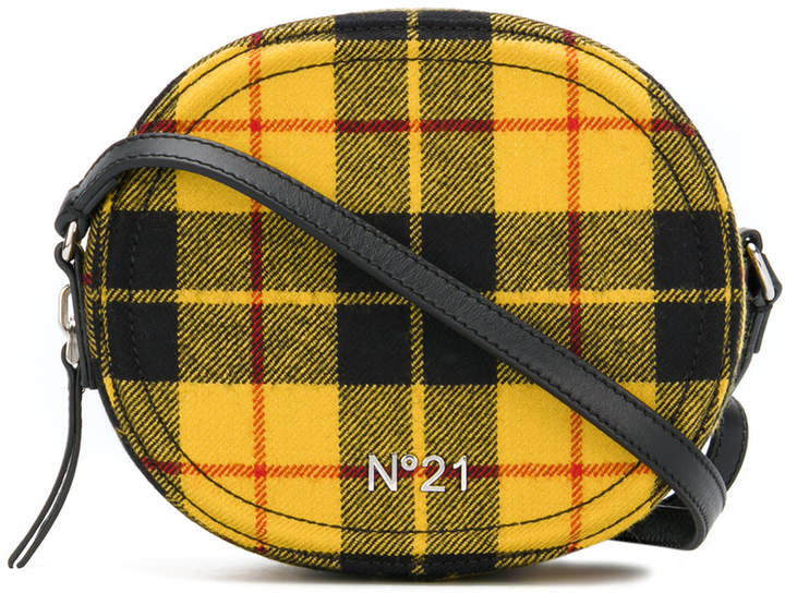 NÂo21 round crossbody bag