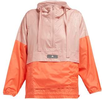 adidas by Stella McCartney Colour Block Performance Jacket - Womens - Pink Multi