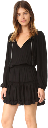 MISA Lorena Dress $202 thestylecure.com