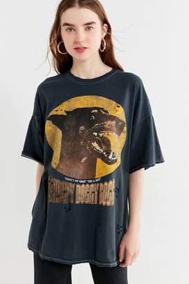 Urban Outfitters Snoop Dogg Distressed Tee