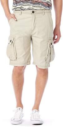UNIONBAY Men's Lightweight Fresh Twill Drawcord Cargo Short