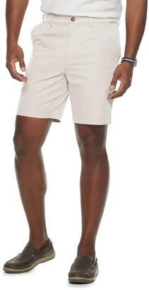 Croft & Barrow Men's Classic-Fit Quick-Dry Performance Flat-Front Shorts