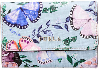 Furla Babylon Small Trifold Leather Wallet