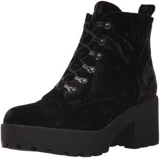 Rocket Dog Women's Clyden Crush Fabric Ankle Bootie