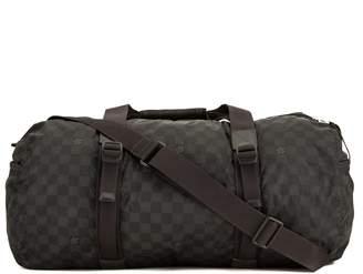 Louis Vuitton Noir Damier Nylon Aventure Boston (4042001)