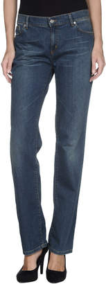Henry Cotton's Denim pants - Item 42272641