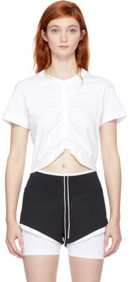 Alexander Wang White High Twist T-Shirt