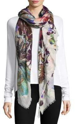 Franco Ferrari Faro Distressed Scarf
