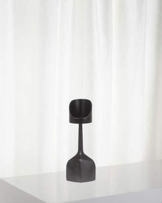 Patrick Coard Paris Pedestal Metal Small Candle Holder