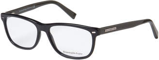 Ermenegildo Zegna EZ5001 Grey Wayfarer Optical Frames
