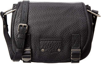 Rebecca Minkoff Military Leather Saddle Bag