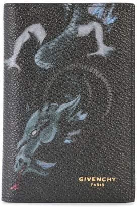 Givenchy marbled cardholder