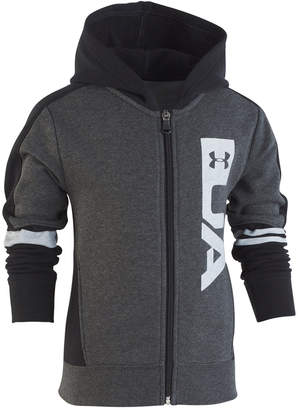 Under Armour Toddler Boys UA Rival Zip-Up Hoodie