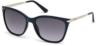 GUESS Women's Gu7483 GU7483 Cateye Sunglasses
