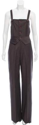Alvin Valley Wool Blend Jumpsuit