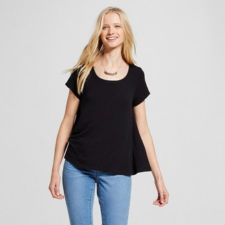 Mossimo Supply Co. Women's Swing T-Shirt - Mossimo Supply Co (Juniors') $14.99 thestylecure.com