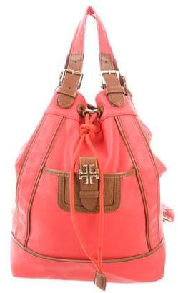 Tory Burch Leather Convertible Backpack