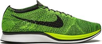 Nike flyknit racer sneakers