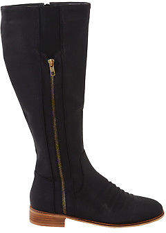 NEW KO Fashion Womens Boots Beaser Long Boot