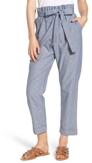 BP. Paperbag Waist Pants