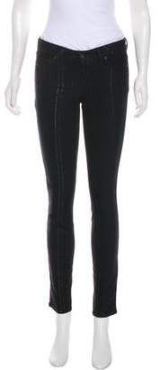 Paige Verdugo Ultra Skinny Mid-Rise Jeans