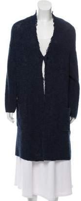Pas De Calais Oversize Knit Cardigan