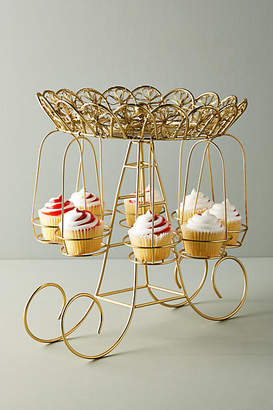 Anthropologie Cupcake Carousel