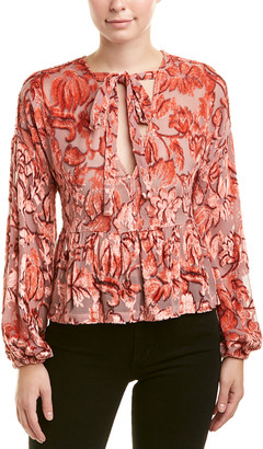 Alexis Caprina Silk Top