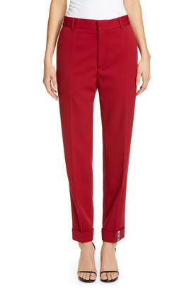 Y/Project Y-Cuff Stretch Wool Pants