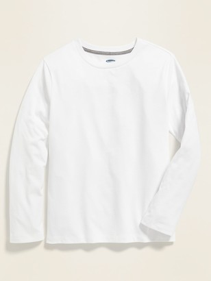 Old Navy Softest Crew-Neck Long-Sleeve Tee for Boys