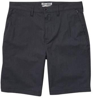 Billabong Carter Stretch Shorts (Toddler Boys & Little Boys)