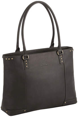 JCPenney Solo SOLO 16 Leather Laptop Tote