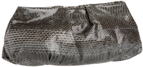 Jalda Watersnake Stacey Evening Bag with Chain